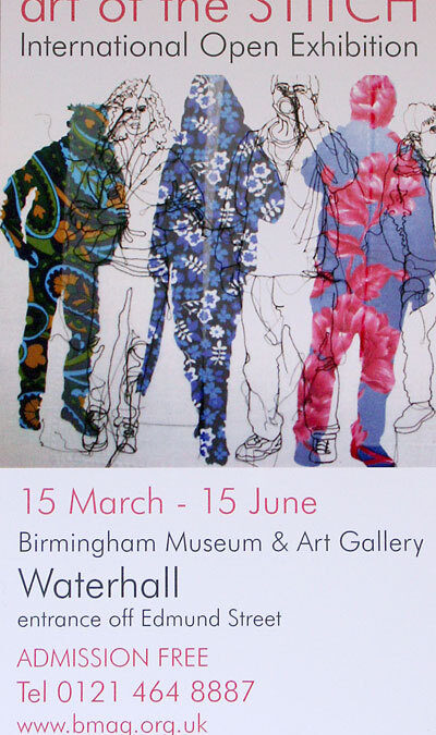 Art of the STITCH Exhibition