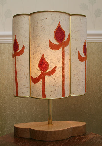 The Finished Table Lamps
