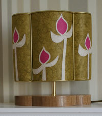 Pinkbudlamp