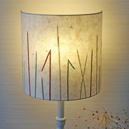 Grasses table lamp
