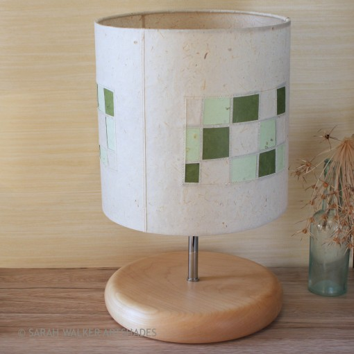 Green chequer