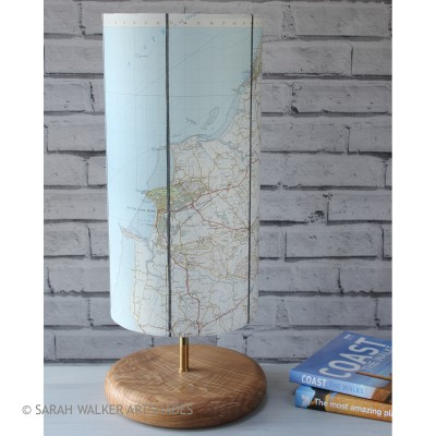 Weston-super-Mare tall map shade