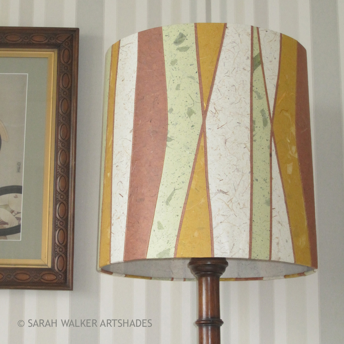 Drum Shade Floor Lamps Sarah Walker Artshades