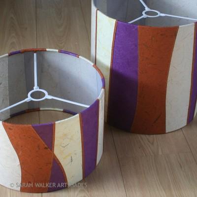 Purple stripe drum