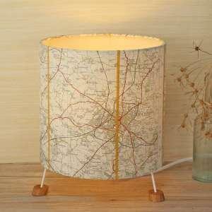Cheltenham map on 3 feet