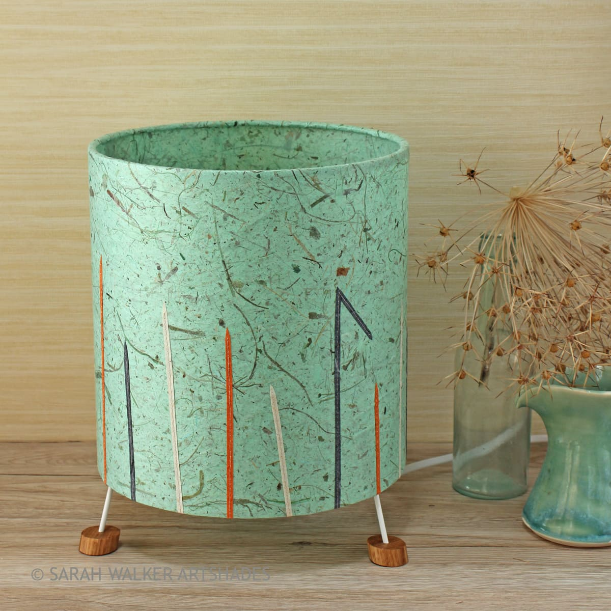 Drum Shade Table Lamps Sarah Walker Artshades