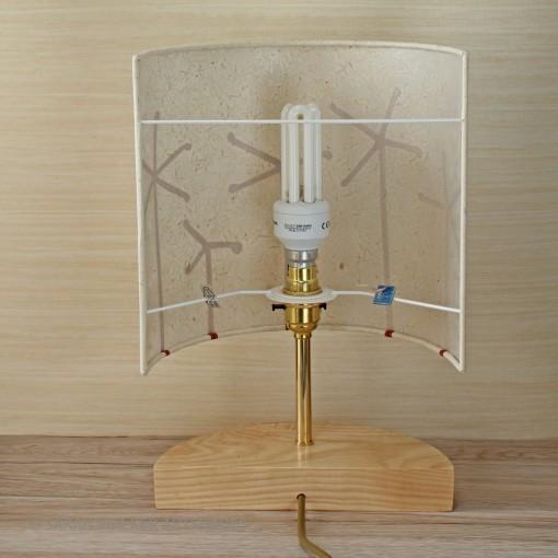 Sarah Walker half lamp