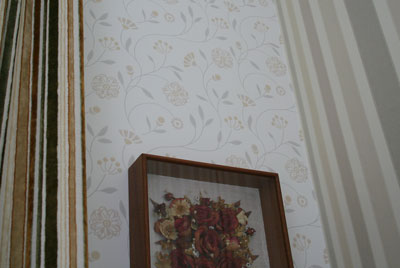 Fabricwallpaper