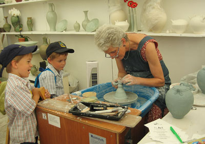 Art in Action 17 – 20 July 2008