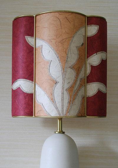 Fleur-lamp-unlit