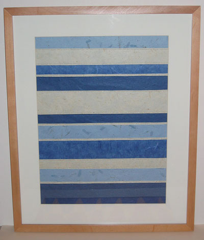 Blue-and-white-striped-pane