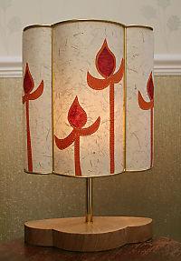 Orangebudlamp