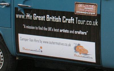 The Great British Craft Tour