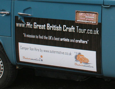 The Great British Craft Tour