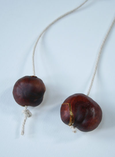 Conkers-strung