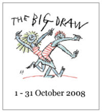 The Big Draw 1 – 31 October 2008