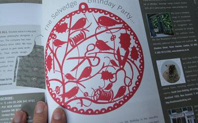 Selvedge Magazine's 5th birthday