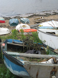 Boats-staithes