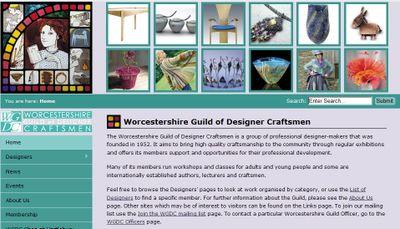 Guild webpage