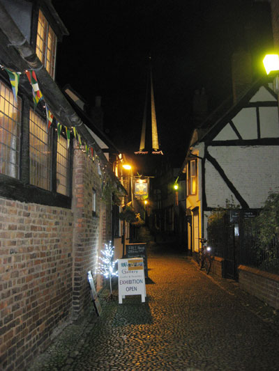 Ledbury Medieval Christmas tonight