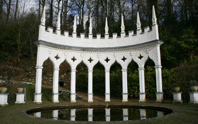 Three Takes …. on a Gothic arch