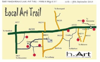 Local Arts Trail for East Herefordshire