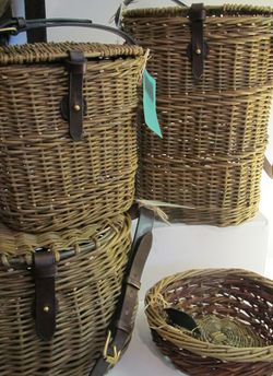 Jenny Pearce bags and baskets