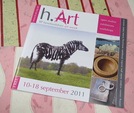 Herefordshire Art Week 10-18 September 2011