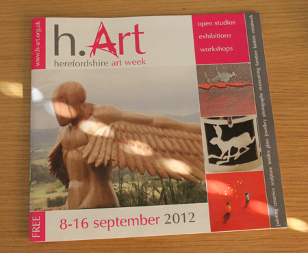 h.Art Open Studios 8-16 September 2012