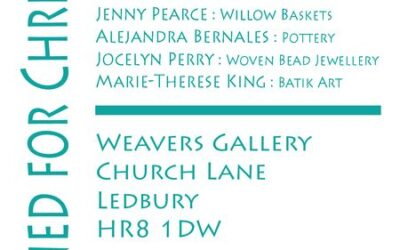 Weavers Gallery 4-15 December 2012