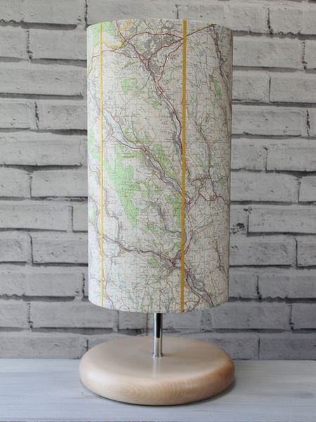 Welsh-map-lamp
