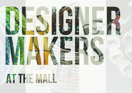 The Mall postcard front