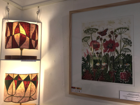 Weavers Gallery Ledbury till 17 December