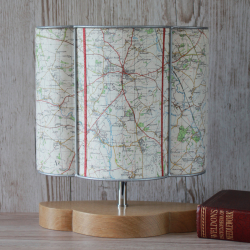 Stow-map-half-lamp
