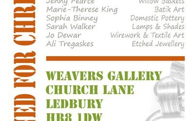Weavers Gallery – Designed for Christmas 1-12 December