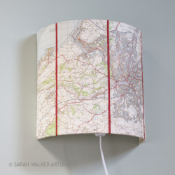 Bristol-map-wall-shade