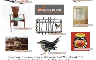 Worcestershire Open Studios 26-28 August 2017