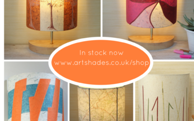 ArtShades' online shop updated