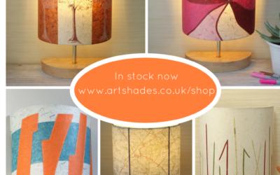 ArtShades' online shop updated