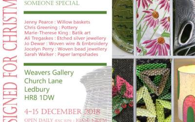 Designed for Christmas 4-15 December 2018