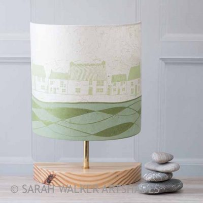 Green Cottages Lamp