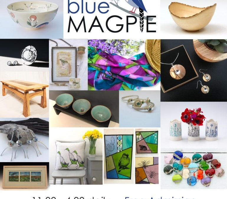 Elmslie House Contemporary Craft Fair 24 March