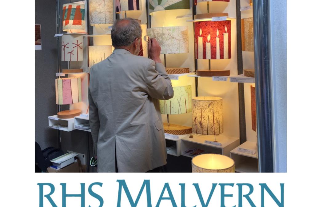RHS Malvern Spring Festival 9-12 May 2019